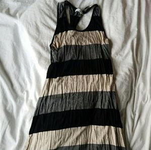 Calvin Klein beautiful and soft Maxi dress size 8